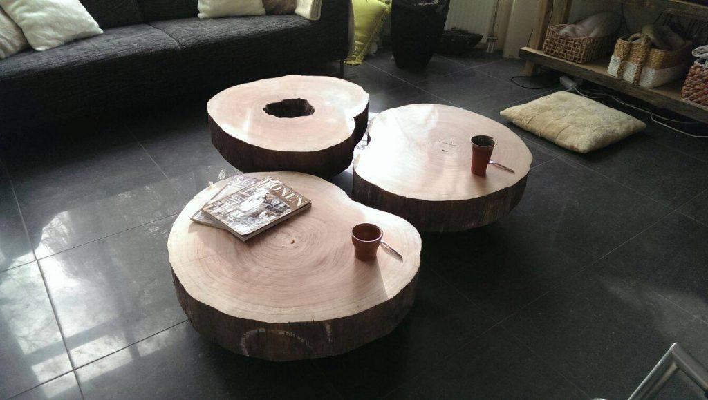 Boomstamschijftafels